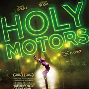 Holy Motors is listed (or ranked) 25 on the list The Best Foreign Films Of The 2010s Decade