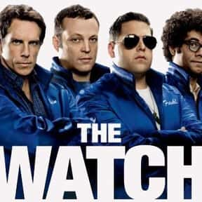 The Watch is listed (or ranked) 16 on the list The Best Jonah Hill Movies