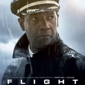 Flight is listed (or ranked) 2 on the list The Best Denzel Washington Movies
