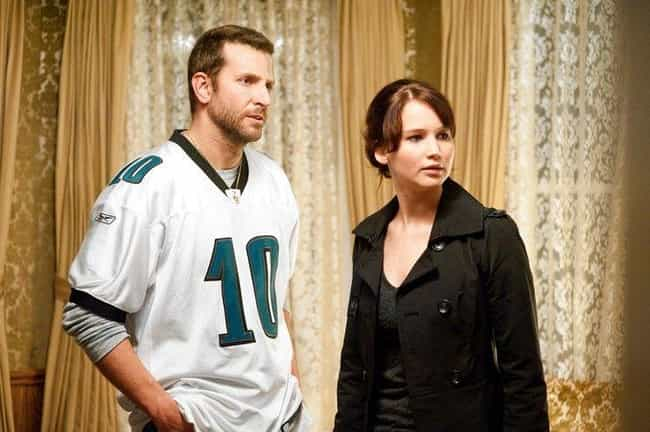 Silver Linings Playbook ... is listed (or ranked) 5 on the list 12 Rom-Com Plots That Are Actually The Stuff Of Nightmares
