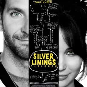 Silver Linings Playbook is listed (or ranked) 23 on the list The Best Movies About Mental Illness