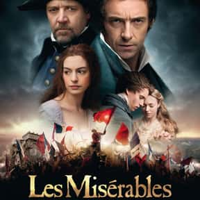 Les Miserables is listed (or ranked) 23 on the list Musical Movies With the Best Songs