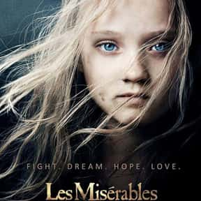 Les Miserables is listed (or ranked) 3 on the list The Very Best Anne Hathaway Movies