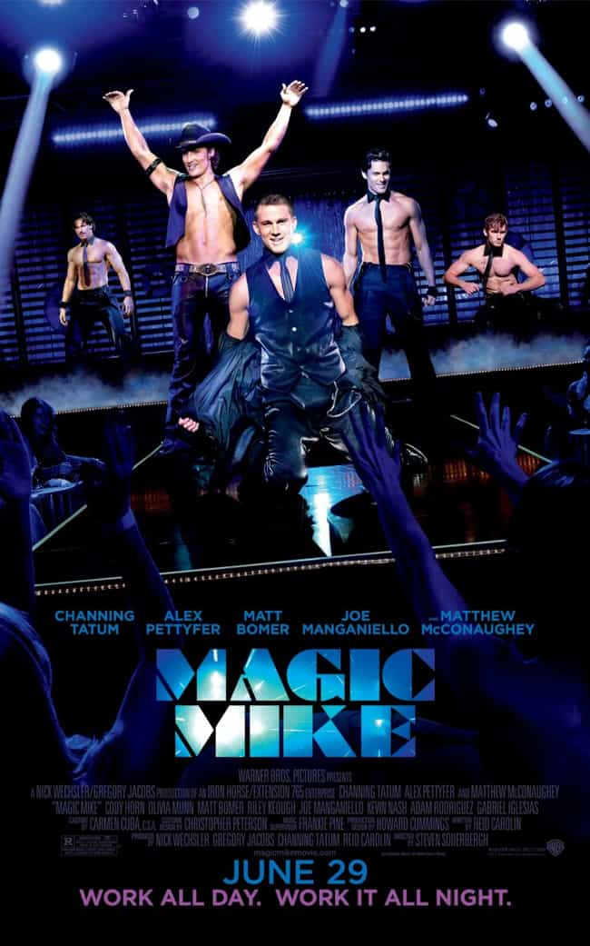 Magic Mike is listed (or ranked) 8 on the list What to Watch If You Love Atlanta