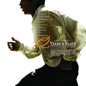 12 Years a Slave is listed (or ranked) 14 on the list The Most Inspirational Black Movies
