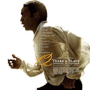 12 Years a Slave is listed (or ranked) 5 on the list The Greatest African American Biopics