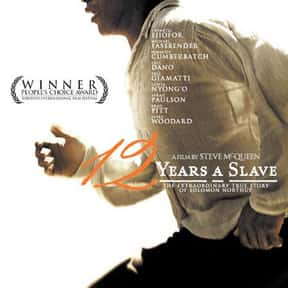 12 Years a Slave is listed (or ranked) 44 on the list Movies That Won Best Picture at the Oscars and Golden Globes