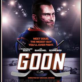 Goon is listed (or ranked) 2 on the list The Best Comedy Movies on Netflix