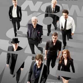 Now You See Me is listed (or ranked) 16 on the list The Best Morgan Freeman Movies