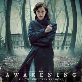 The Awakening is listed (or ranked) 12 on the list The Best Supernatural Thriller Movies On Shudder