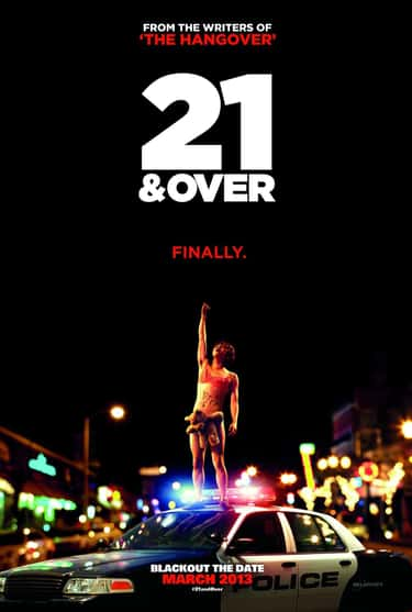 21 and Over is listed (or ranked) 1 on the list What to Watch If You Love Bad Moms