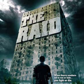 The Raid: Redemption is listed (or ranked) 18 on the list The Best Foreign Films Of The 2010s Decade