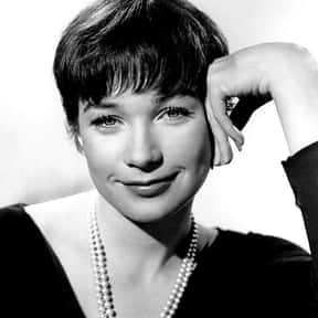 Shirley MacLaine is listed (or ranked) 16 on the list Famous People In Open Marriages