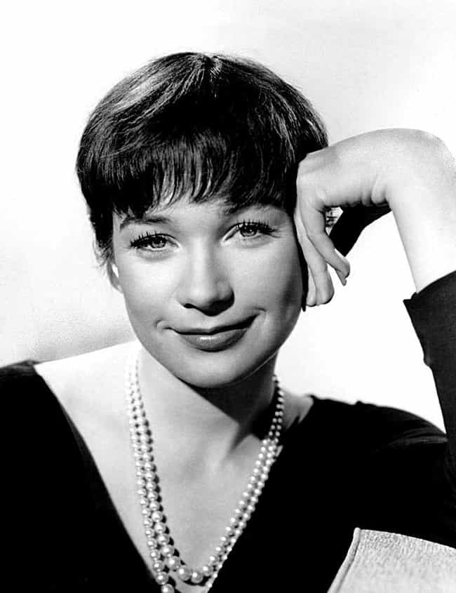 Shirley MacLaine is listed (or ranked) 3 on the list 22 Famous Actresses of the 1950s