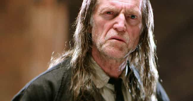 Argus Filch is listed (or ranked) 4 on the list Everything The Harry Potter Characters Have Used The Room Of Requirement For
