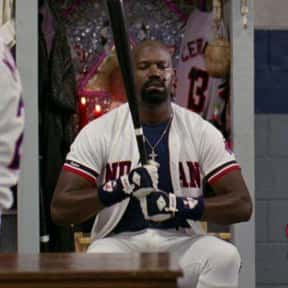 Pedro Cerrano is listed (or ranked) 7 on the list The Greatest Baseball Player Characters in Film