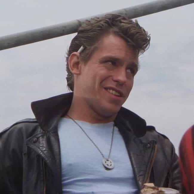 Kenickie Murdoch is listed (or ranked) 3 on the list Which Character From 'Grease' Would You Be, According To Your Zodiac?