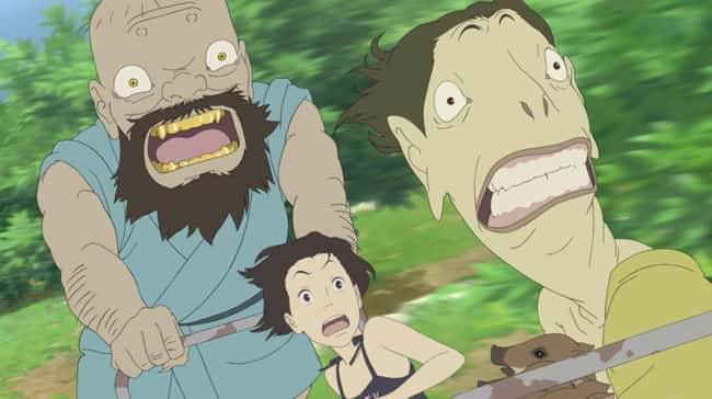 A Letter to Momo is listed (or ranked) 14 on the list The 15 Best Japanese Animated Films That Aren't Studio Ghibli