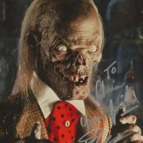 Crypt Keeper is listed (or ranked) 2 on the list Who's Your Favorite Late Night Horror Movie Host?