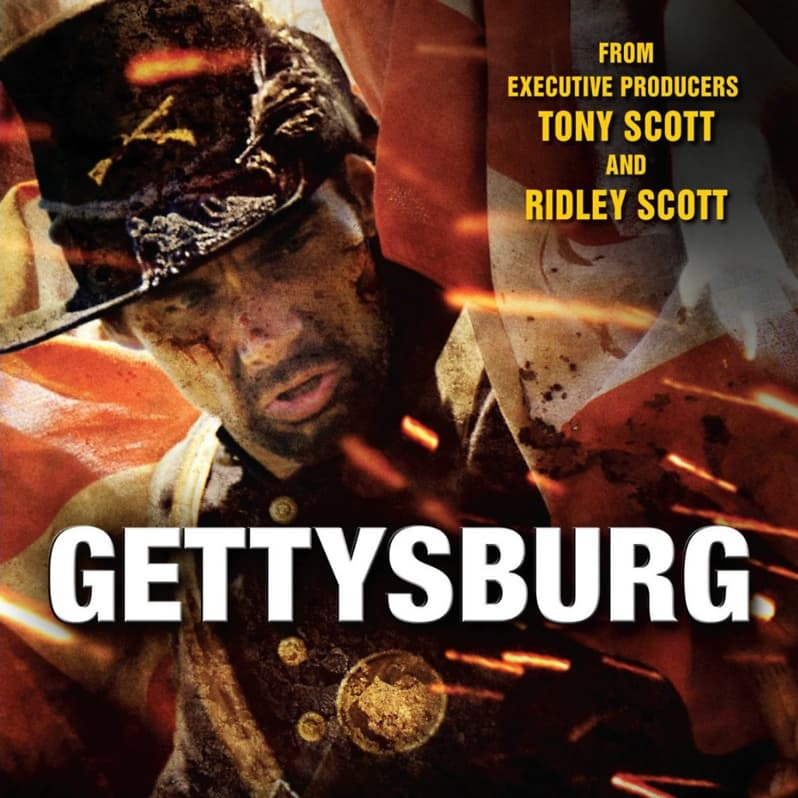 Gettysburg on Random Best Military TV Shows