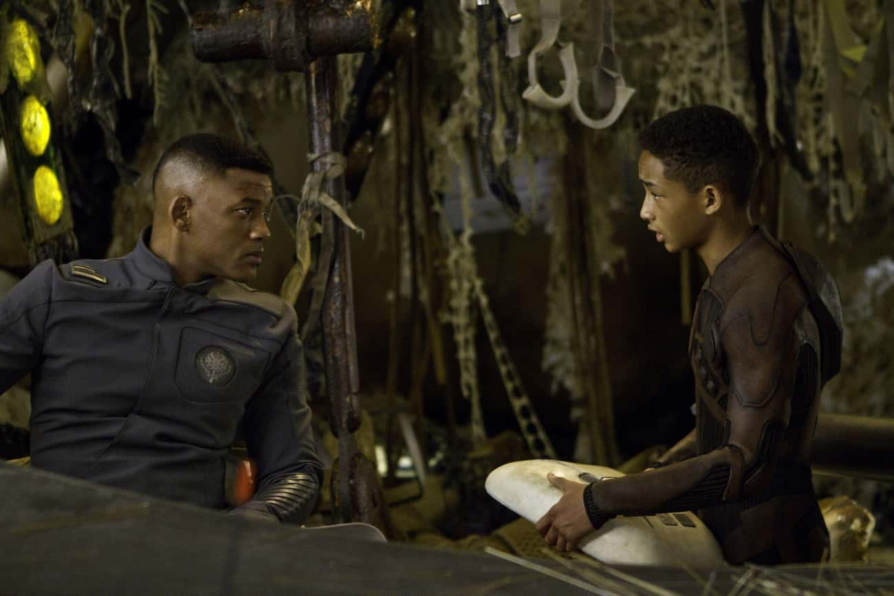 'After Earth' - Will Smith Produced A Star Vehicle For His Son, And Sank Multiple Reputations In The Process