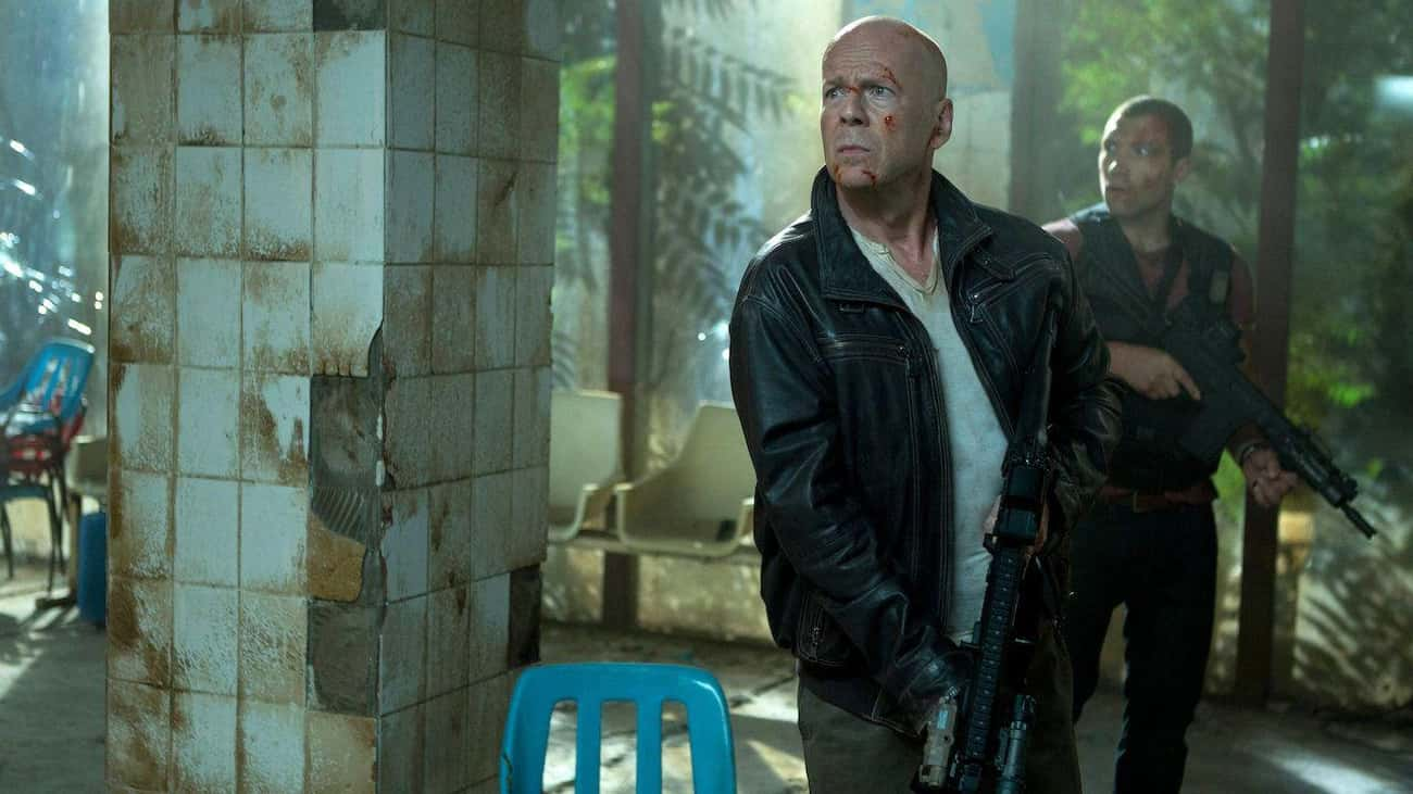 A Good Day to Die Hard is listed (or ranked) 3 on the list The Worst Movies In Great Franchises