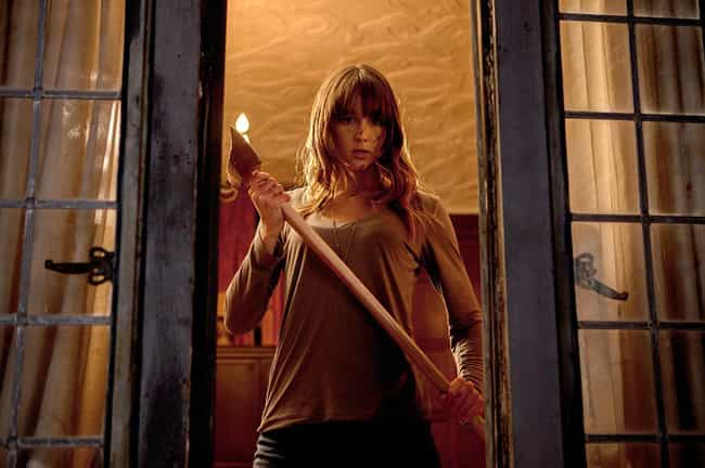 You're Next is listed (or ranked) 1 on the list Underrated Final Girls In Horror Movies That Deserve More Recognition