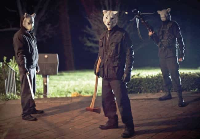 You're Next is listed (or ranked) 3 on the list The Best Slasher Films Of The Last Decade