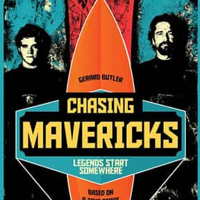 Chasing Mavericks is listed (or ranked) 9 on the list The Best Gerard Butler Movies