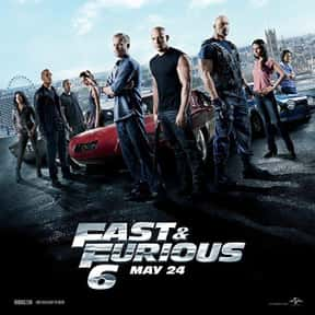 Fast & Furious 6 is listed (or ranked) 15 on the list The Best Car Racing Movies That Really Put The Pedal To The Metal