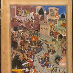 Siege of Chittorgarh