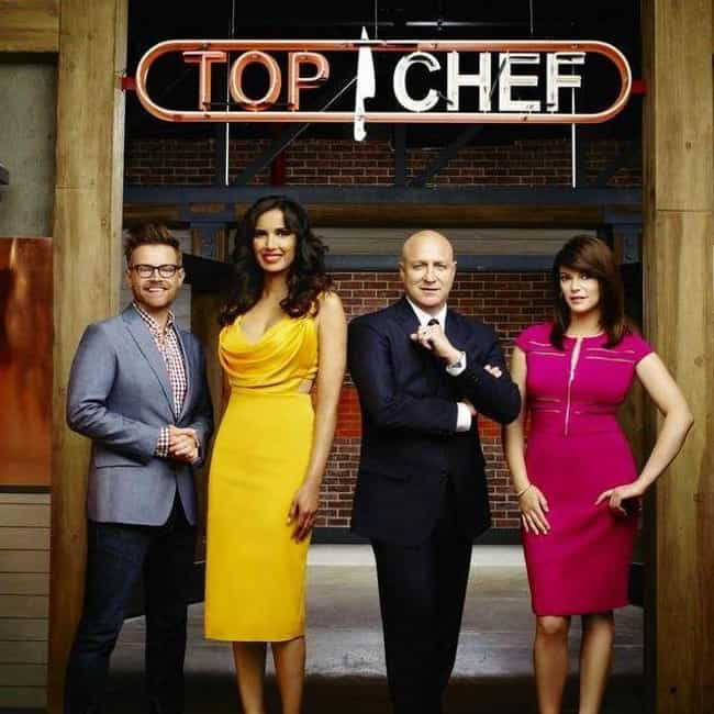 Top Chef is listed (or ranked) 1 on the list What to Watch If You Love 'MasterChef'