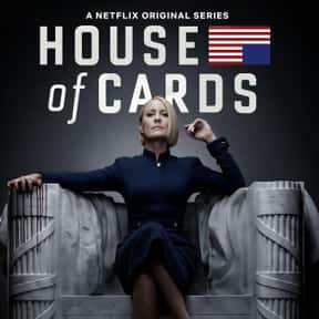 House of Cards is listed (or ranked) 2 on the list The Best Political Drama TV Shows