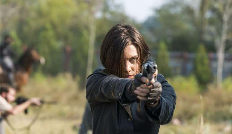 Taurus (April 20-May 20): Maggie Greene
