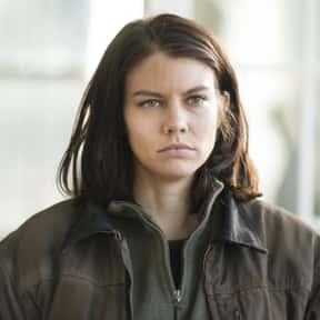 Maggie Greene is listed (or ranked) 6 on the list The Walking Dead Characters Most Likely To Survive Until The End