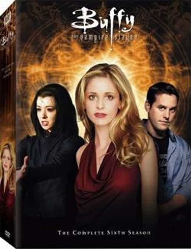 Buffy the Vampire Slayer - Sea... is listed (or ranked) 4 on the list The Best Seasons of Buffy The Vampire Slayer