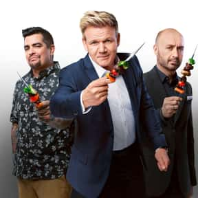 MasterChef is listed (or ranked) 6 on the list The Best Reality TV Shows Ever