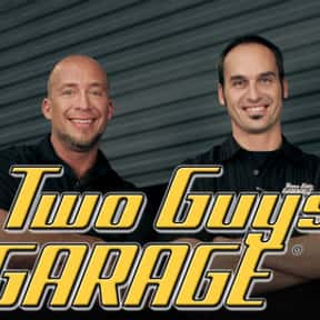 Two Guys Garage is listed (or ranked) 24 on the list The Best Car TV Shows