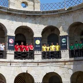 Fort Boyard: Ultimate Challeng is listed (or ranked) 12 on the list The Best CITV TV Shows