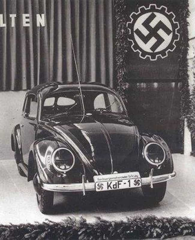Volkswagen is listed (or ranked) 3 on the list 11 Companies With Surprising Ties To Nazi Germany