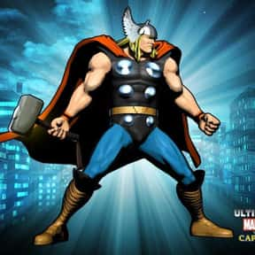 Ultimate Marvel vs. Capcom 3 is listed (or ranked) 7 on the list The Best Thor Versions Of All Time