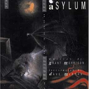 Batman: Arkham Asylum is listed (or ranked) 24 on the list The Greatest Graphic Novels and Collected Editions