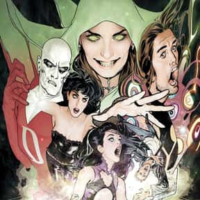 Justice League Dark is listed (or ranked) 14 on the list The Best Superhero Teams & Groups