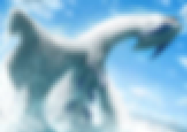 Lugia is listed (or ranked) 3 on the list Unbelievably Gorgeous (And Realistic) Pokémon Paintings Better Than Anything You'll See In A Museum