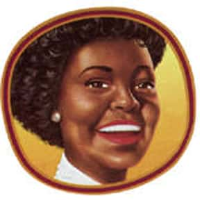 Aunt Jemima is listed (or ranked) 22 on the list The Most Memorable Advertising Mascots of All Time