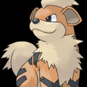 Growlithe is listed (or ranked) 3 on the list The Best Dog Pokemon