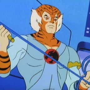 Tygra is listed (or ranked) 15 on the list The Greatest Tiger Characters of All Time