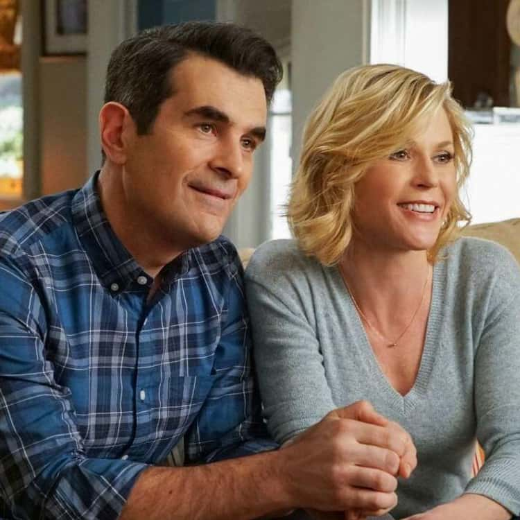 Claire & Phil Dunphy