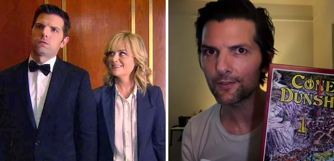 Ben Wyatt is listed (or ranked) 3 on the list 'Parks and Recreation' Reunion: Five Years Later