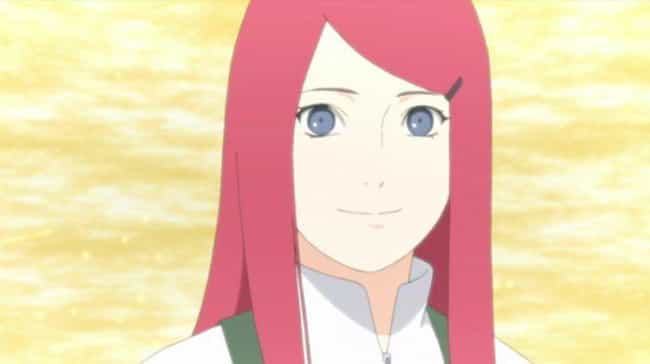 Kushina Uzumaki is listed (or ranked) 1 on the list The 20 Best Female Characters In 'Naruto'